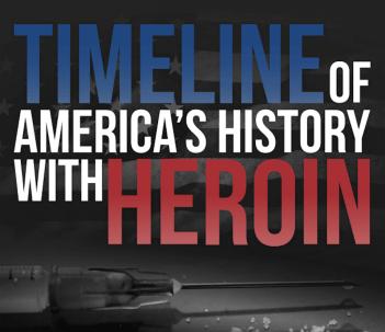 Heroin Statistics   Historical Timeline, Addiction