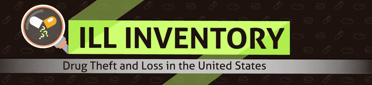 Ill Inventory: Drug Theft and Loss in the United States