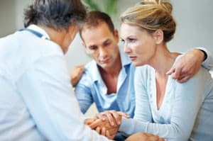 When successful, an intervention subject will recognize their problems and make a decision to accept treatment.