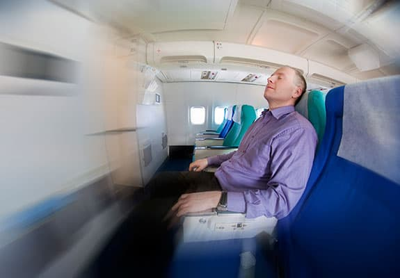 Often prescribed for short-term anxiety—such as that associated with airplane travel—alprazolam can lead to marked dependence if taken in excess.