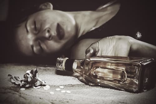 lorazepam and alcohol blackouts violence