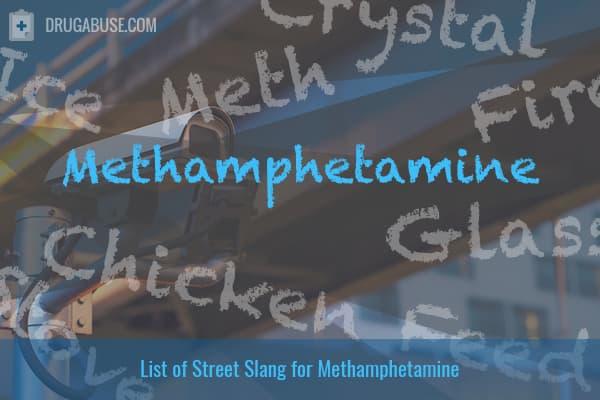 Meth Street Slang