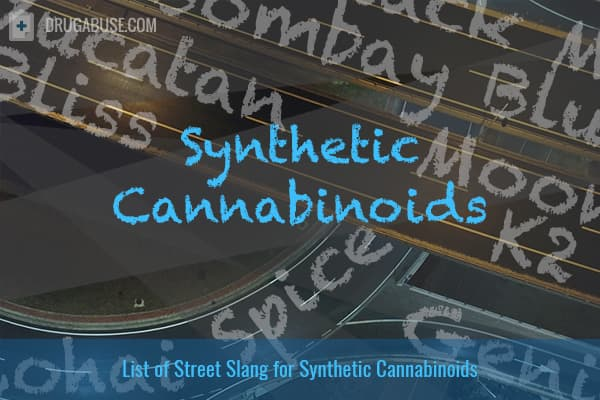 synthetic marijuana names