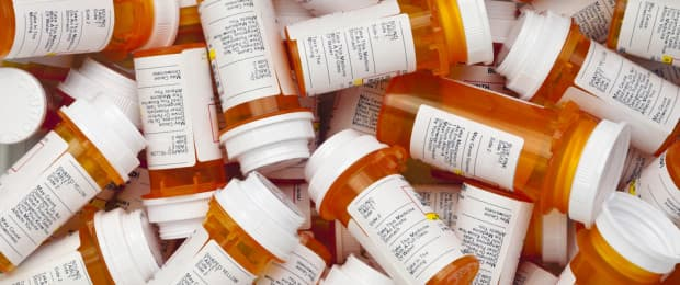 prescription pills bottles