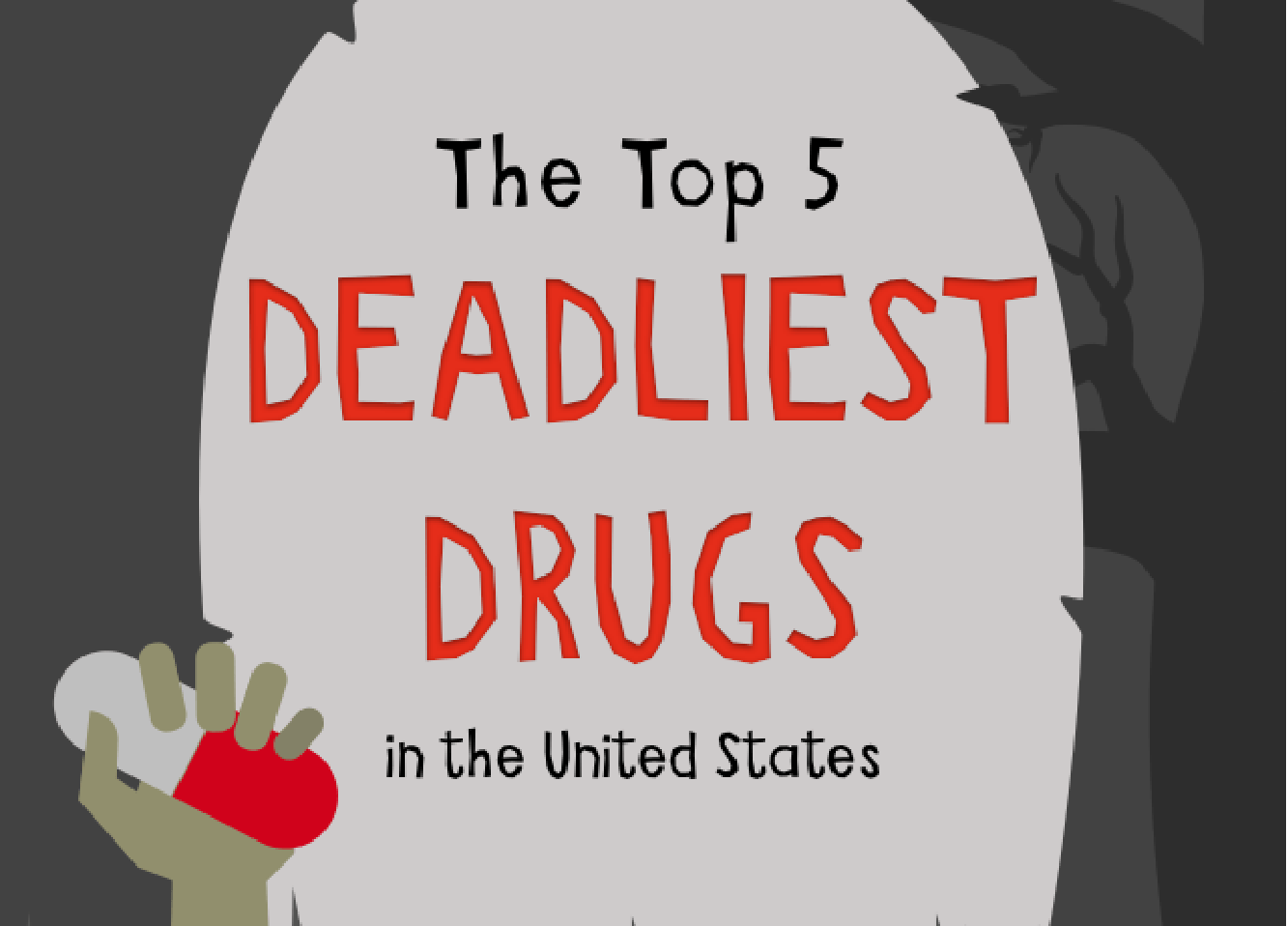 Top 5 Deadliest Drugs